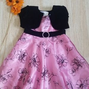 Blueberi Girls Formal Dress